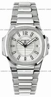 Patek Philippe Nautilus Ladies Wristwatch 7011-1G-S