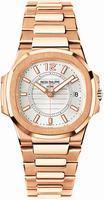 Patek Philippe Nautilus Ladies Wristwatch 7011-1R-001