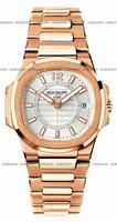 Patek Philippe Nautilus Ladies Wristwatch 7011-1R-S