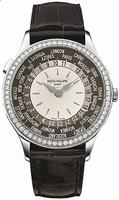 Patek Philippe Complicated Ladies Wristwatch 7130G
