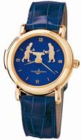 Ulysse Nardin Forgerons Minute Repeater Mens Wristwatch 716-22