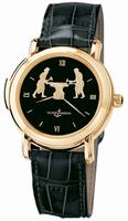 Ulysse Nardin Forgerons Minute Repeater Mens Wristwatch 716-22/E2
