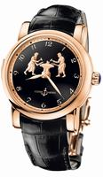 Ulysse Nardin Forgerons Minute Repeater Mens Wristwatch 716-61/E2