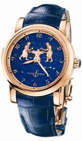 Ulysse Nardin Forgerons Minute Repeater Mens Wristwatch 716-61/E3