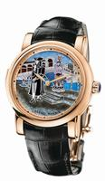 Ulysse Nardin Carnival of Venice Minute Repeater Mens Wristwatch 716-63/VEN