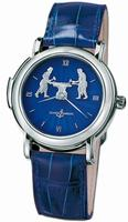 Ulysse Nardin Forgerons Minute Repeater Mens Wristwatch 719-20