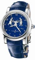 Ulysse Nardin Forgerons Minute Repeater Mens Wristwatch 719-61/E3