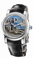 Ulysse Nardin Carnival of Venice Minute Repeater Mens Wristwatch 719-63/VEN