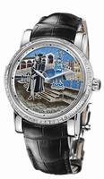 Ulysse Nardin Carnival of Venice Minute Repeater Mens Wristwatch 719-63BAG/VEN