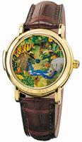 Ulysse Nardin Jungle Minute Repeater Mens Wristwatch 721-22