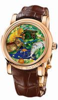 Ulysse Nardin Safari Minute Repeater Mens Wristwatch 726-61