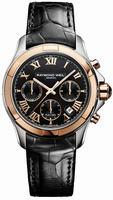 Raymond Weil Parsifal Mens Wristwatch 7260-SC5-00208
