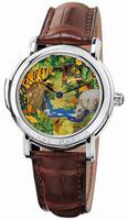 Ulysse Nardin Jungle Minute Repeater Mens Wristwatch 729-20
