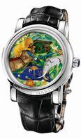 Ulysse Nardin Safari Minute Repeater Mens Wristwatch 729-61