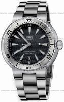 Oris TT1 Divers Date Mens Wristwatch 733.7533.41.54.MB