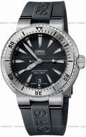 Oris TT1 Divers Date Mens Wristwatch 733.7533.41.54.RS