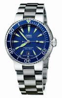 Oris TT1 Divers Date Mens Wristwatch 733.7533.85.55.MB