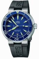 Oris TT1 Divers Date Mens Wristwatch 733.7533.85.55.RS