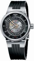 Oris TT2 WilliamsF1 Team Skeleton Engine Mens Wristwatch 733.7560.41.14.RS
