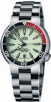 Oris TT1 Divers Titan Date Mens Wristwatch 733.7562.71.59.MB