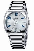 Oris Frank Sinatra Date Mens Wristwatch 733.7570.40.61.MB