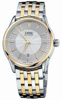 Oris Artelier Mens Wristwatch 733.7591.4351.MB