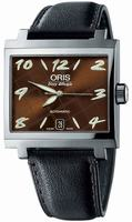 Oris Dizzy Gillespie Limited Edition Mens Wristwatch 733.7593.40.89.LS