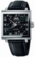 Oris Leonhard Euler Limited Edition - Sudoku Mens Wristwatch 733.7600.40.84.LS