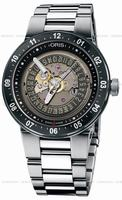 Oris WilliamsF1 Team Skeleton Mens Wristwatch 733.7613.41.14.MB