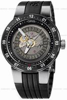 Oris WilliamsF1 Team Skeleton Mens Wristwatch 733.7613.41.14.RS