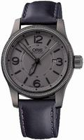 Oris Big Crown Date Stealth Mens Wristwatch 733.7629.4263.LS
