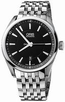 Oris Artix Date Mens Wristwatch 733.7642.4054.MB
