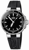 Oris Aquis Date Ladies Wristwatch 733.7652.4154.RS