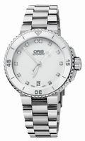 Oris Aquis Date Ladies Wristwatch 733.7652.4191.MB