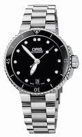 Oris Aquis Date Ladies Wristwatch 733.7652.4194.MB