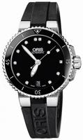 Oris Aquis Date Mens Wristwatch 733.7652.4194.RS