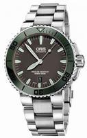 Oris Aquis Date Mens Wristwatch 733.7653.4137.MB