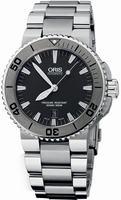 Oris Aquis Date Mens Wristwatch 733.7653.4153.MB