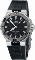 Oris Aquis Date Mens Wristwatch 733.7653.4153.RS
