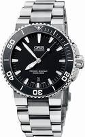 Oris Aquis Mens Wristwatch 733.7653.4154.MB
