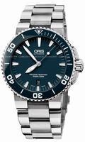 Oris Aquis Mens Wristwatch 733.7653.4155.MB