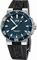 Oris Aquis Mens Wristwatch 733.7653.4155.RS