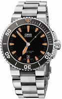 Oris Aquis  Mens Wristwatch 733.7653.4159.MB
