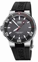 Oris Aquis Red Mens Wristwatch 733.7653.4183.RS