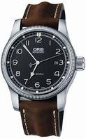 Oris Big Crown Aviation Mens Wristwatch 733.7669.40.84.LS