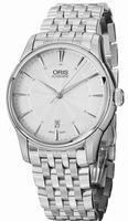 Oris Artelier Date Mens Wristwatch 733.7670.4051.MB