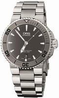 Oris Aquis  Mens Wristwatch 733.7676.4153.MB