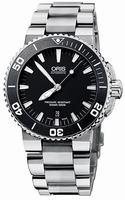 Oris Aquis  Mens Wristwatch 733.7676.4154.MB