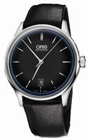 Oris John Coltrane Mens Wristwatch 733.7681.4084.LS