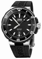 Oris ProDiver Date Mens Wristwatch 733.7682.71.54.RS